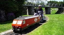 Swiss Vapeur Parc Le Bouveret (CH)