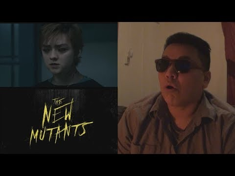 THE NEW MUTANTS | Official Trailer Reaction | 20th Century FOX