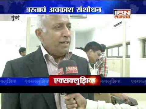 Wing Commander Rakesh Sharma at IIT Mumbai