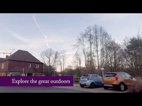Welcome to Hampshire Lakes, Yateley, Hampshire
