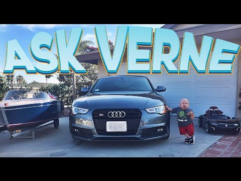 AskVerne Episode 4: My House Tour!