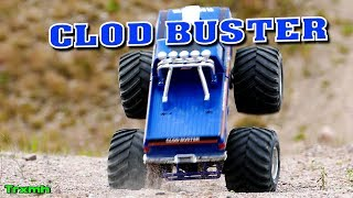 Tamiya Clod Buster Summer Monster Trucking