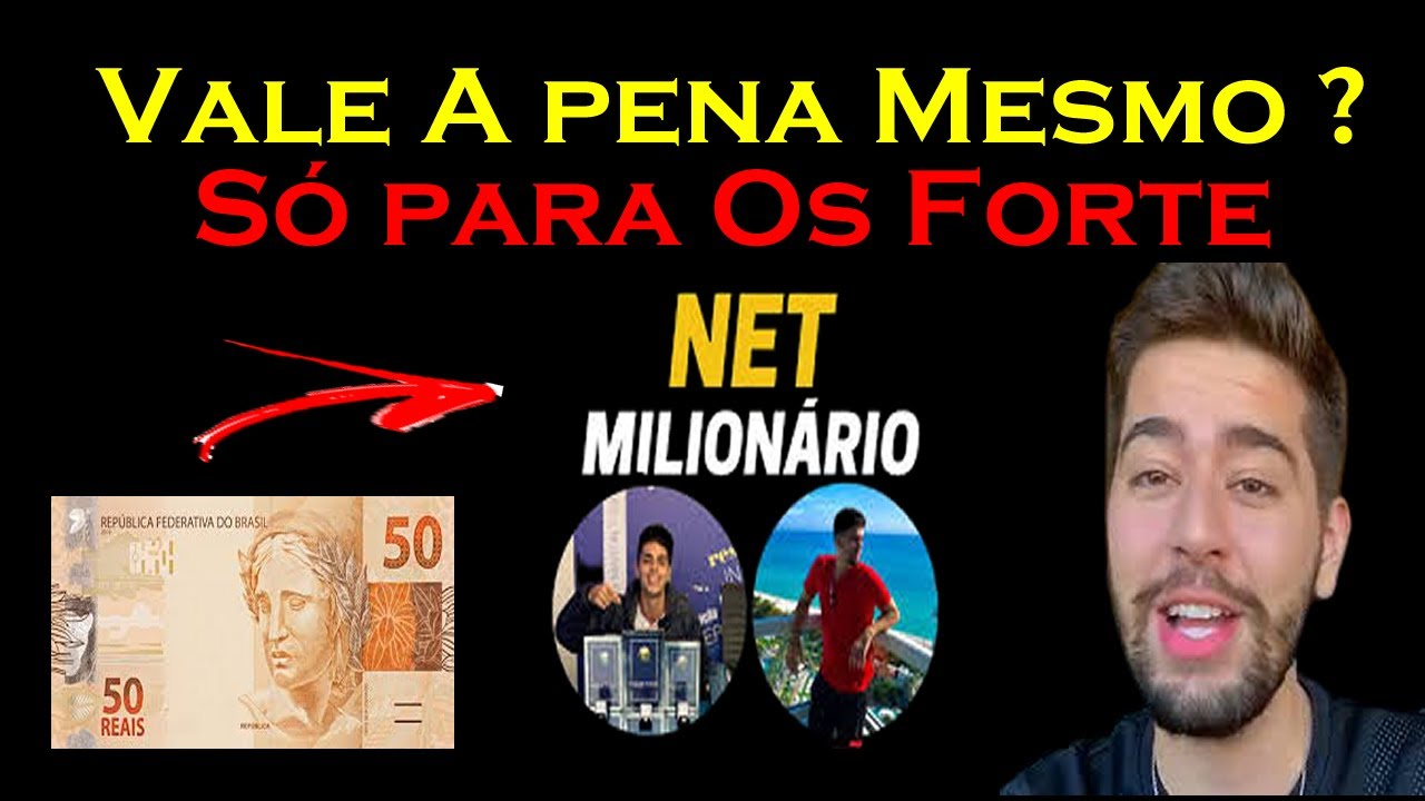 net milionário curso download