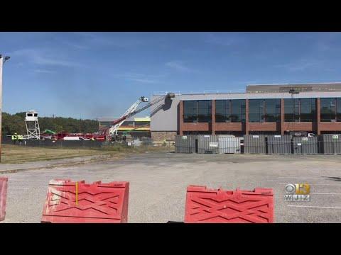 Fire At New Havre De Grace High School Under Investigation