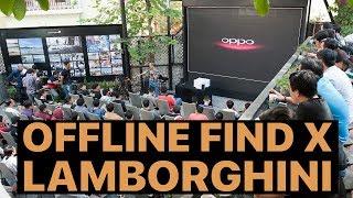 Offline OPPO Find X Lamborghini