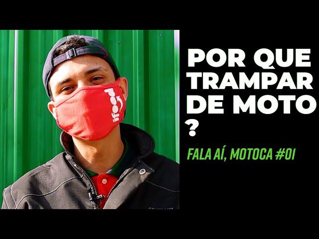 FALA AÍ, MOTOCA #01 | MOTTU - ALUGUEL DE MOTO PARA ENTREGADORES