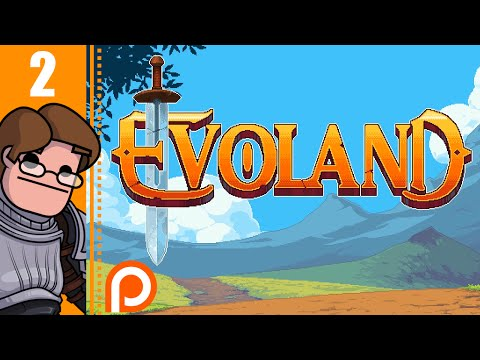 Let's Play Evoland Part 2 - Diablo Clone'd (Patreon Sponsored Video)