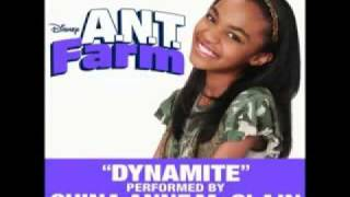 China Anne McClain - Dynamite (from A.N.T. Farm) (Audio)