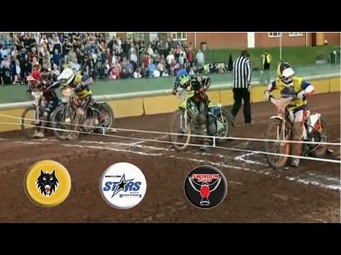 Crazy Double-Header At Wolverhampton - 2016 Speedway Highlights
