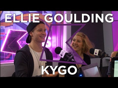 Ellie Goulding & Kygo talk First Time, first kisses & more!
