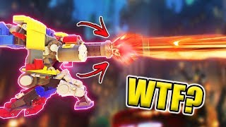 NEW CRAZY BASTION BUG? - Overwatch Pro + Funny Moments #66