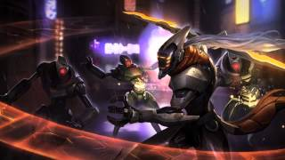 project yi league of legends login screen with music