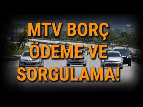 Taksitli Araç Pulu (Mtv) Ödeme
