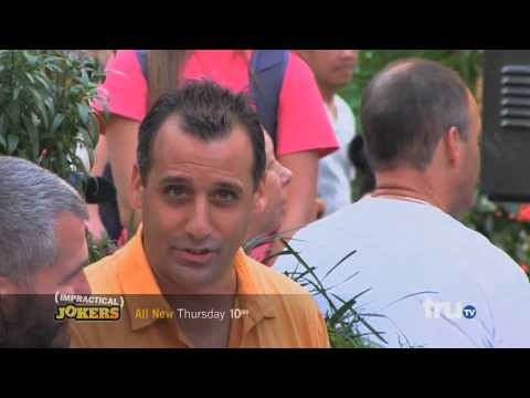 Impractical Jokers - Getting Dirty - The guys are getting dirty  in an all-new episode of IMPRACTICAL JOKERS.