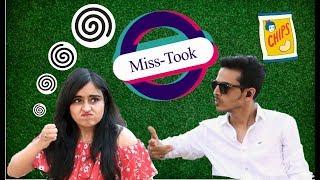 MISS-TOOK | SILENT SHORT FILM Staring- Vitasta Bhat, Fizuliyat | FVRxpress