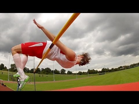 What's The Best High Jump Technique?