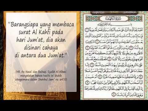 Download Lagu Baca'an Al-Qur'an Sangat Merdu Surah Ar-Rahman Dan Surah Al-Kahfi