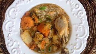 "Sopa De Pollo ""chicken Soup"" Family Favorite | Cuban With A Twist | Episode 23"