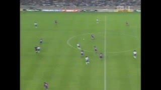 ronald koeman goal 27 04 1994 fc barcelona fc porto 3 0