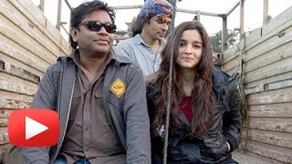 A R Rahman To Share Screen With Alia Bhatt For Patakha Guddi Music Video