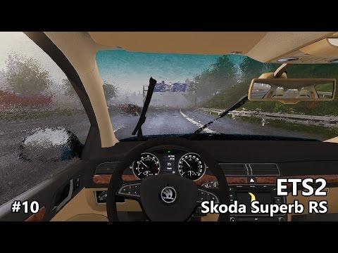ETS2 #10 - Skoda Superb RS edit