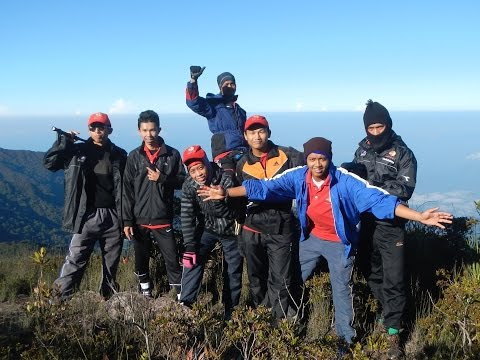 Gunung Tahan 2013 MTSB Hiking Group