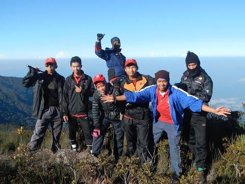 Gunung Tahan 2013 MTSB Hiking Group