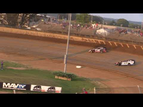 8 26 17 Modified Heat #1 Lawrenceburg Speedway