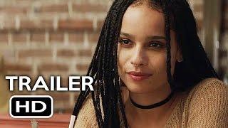 Vincent N Roxxy Official Trailer #1 (2017) Zoë Kravitz, Emile Hirsch Thriller Movie HD