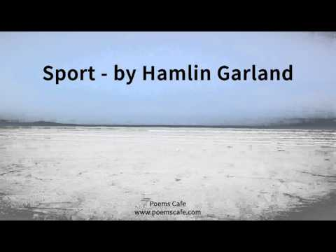Sport   by Hamlin Garland