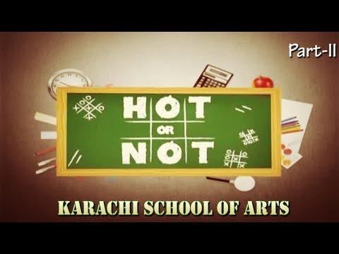 Karachi School of Arts Part 2   Hot or Not   Mirza Omer   DW News