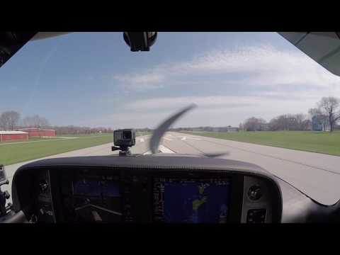Flying The Lake Erie Islands | Cirrus SR22 Short Field | Cirrus Driver