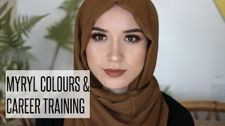 MYRYL Colours and Career Training | NABIILABEE