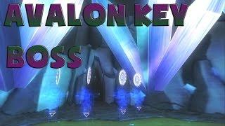 "Wizard101: Skeleton Key Boss ""Avalon"""