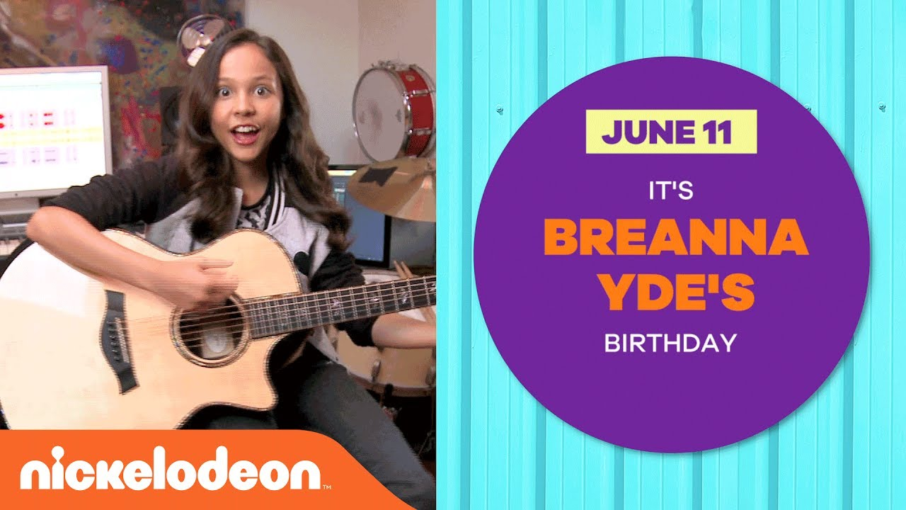 Download 'Happy Birthday, Breanna Yde!' Official Tribute Music Video feat. 'Our Time is Now' | Nick
