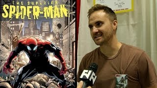 The Shift: Ryan Stegman on Drawing Superior Spider-Man