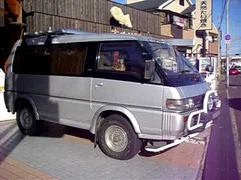 1994 Delica L300 5speed Turbo Diesel Doovi