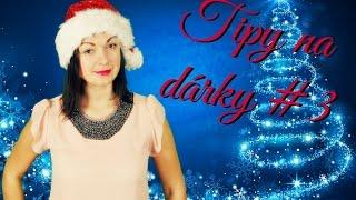 Tipy na dárky pro kluky / Vánoční dárky pro kluky / LADYSASETKA