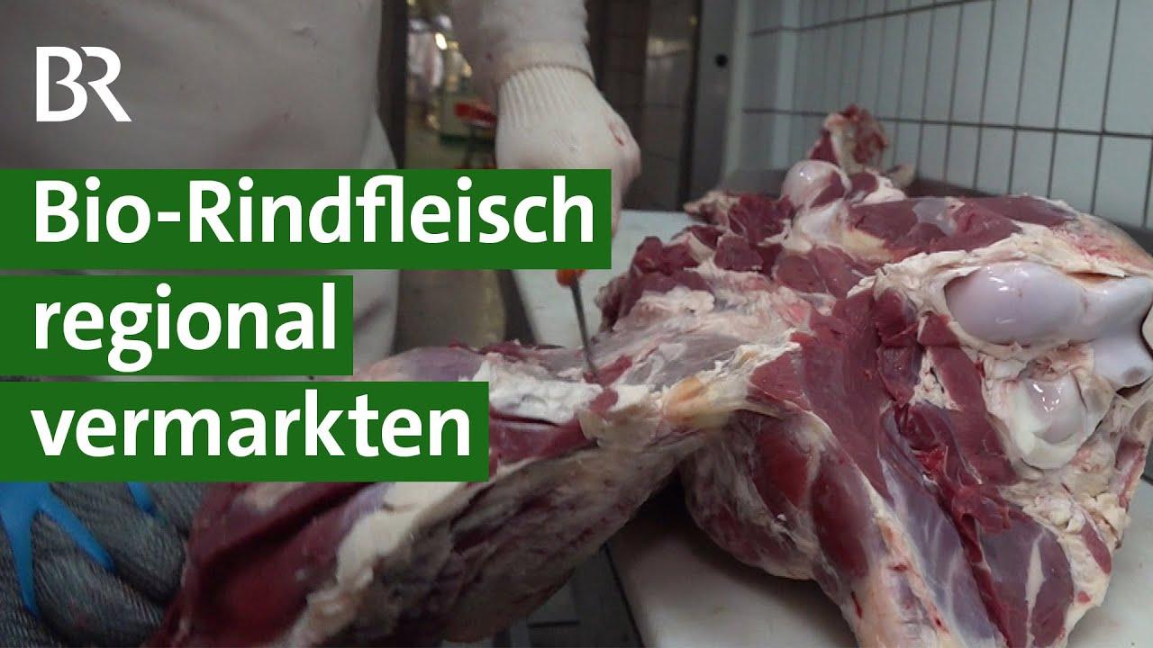 Das lohnt sich - Bio-Rindfleisch regional vermarkten | Unser Land | BR