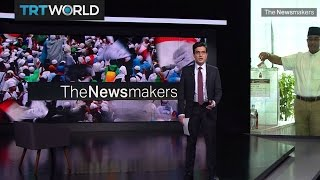 Video The Newsmakers: Ahok's Adieu and Pakistan's Blasphemy Law download MP3, 3GP, MP4, WEBM, AVI, FLV Oktober 2017