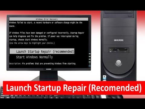 Service Komputer Tidak Bisa Masuk Windows dan Tampilan Blank ada Baris.