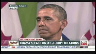 President Obama EU-US Summit Speech Brussels Belgium (March 26, 2014) [3/3]