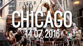 Im Rausch der Sinne - verrücktes STREET FESTIVAL in Chicago | FOLLOW ME AROUND #5