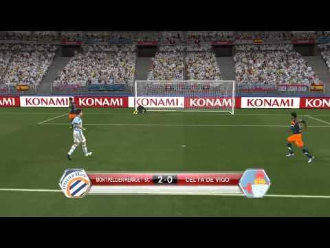 Montpellier 3- 1 Celta Vigo