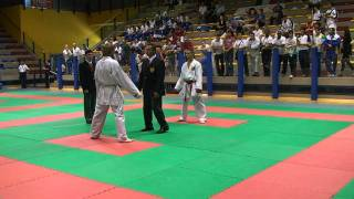 WUKF World Karate C'ships 2011 - Kumite Best of the Best Final