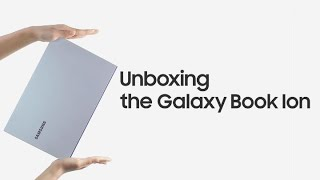 Galaxy Book Ion: Official Unboxing | Samsung