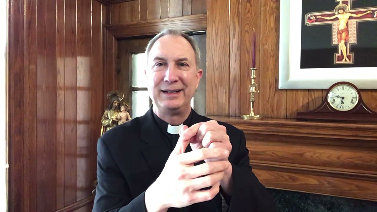 Fr Hurlbert's Sunday Message for 5th Sunday of Lent