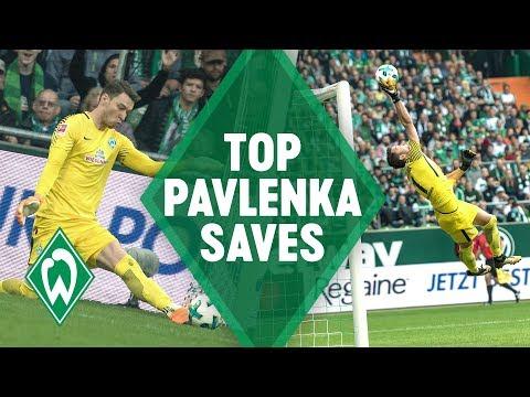 TOP 10 AMAZING JIRI PAVLENKA SAVES | SV WERDER BREMEN