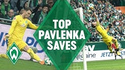 TOP 10 AMAZING JIRI PAVLENKA SAVES | SV WERDER BREMEN