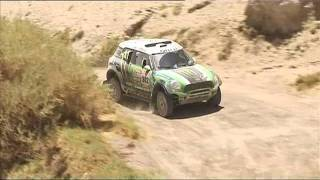EN - The stage summary - Stage 9 (Antofagasta - Iquique) - 2012/01/10